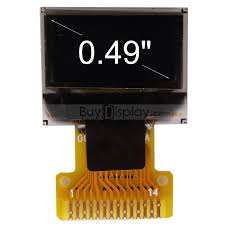 0.49 inch high quality OLED Display