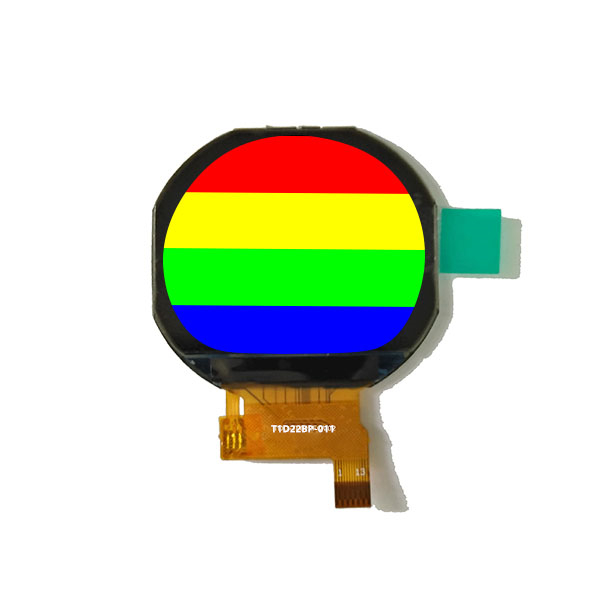 "1.22"" circular TFT LCD Display Featured Image"