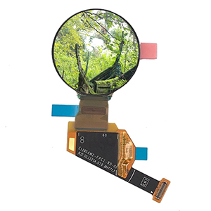 1.39″ 400RGB×400 Round Active Matrix OLED Display