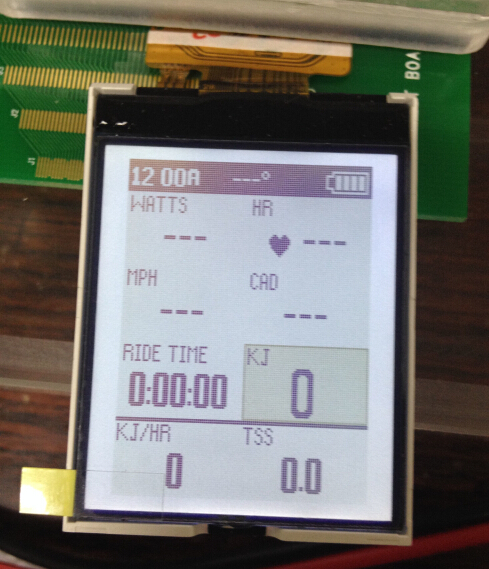 High Quality 160X128 LCD Module In Niger
