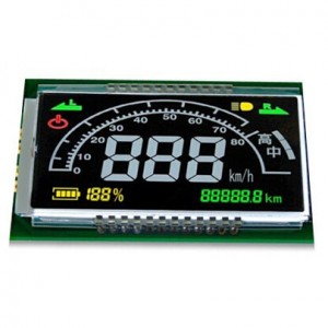 Monochrom-LCD-Display-Modul