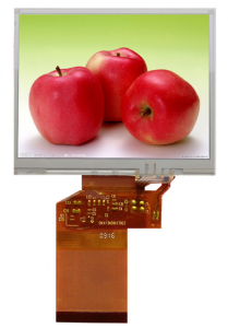 3.5inch TFT-LCD panel 320 RGB x 240