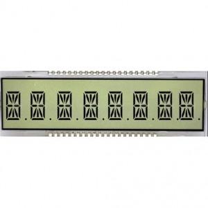 14 Segment-LCD-Display