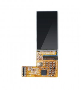 0.95inch AMOLED 120×RGB240 Display for Smart band