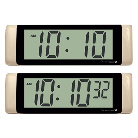 Clock LCD Display Featured Image