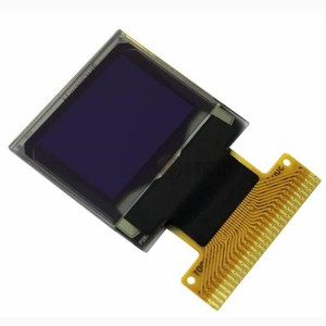 0.66″64×48dots PMOLED Display