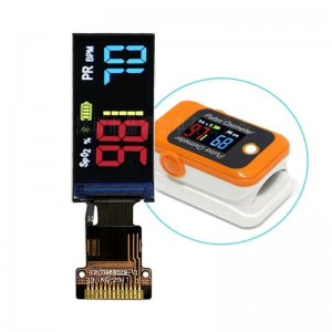 HOT Dicolor 0.96inch OLED Display for Oximeter