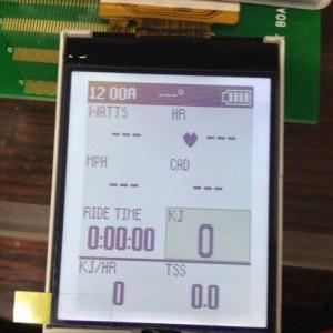 Módulo LCD 160x128