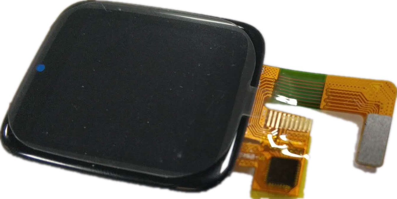 """IPS 1.3"""" TFT with Custom made Capative Touch Panel for smart wearable design Featured Image"""