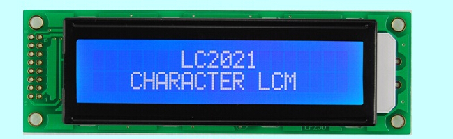 New Delivery for Character COG LCM Supply to America