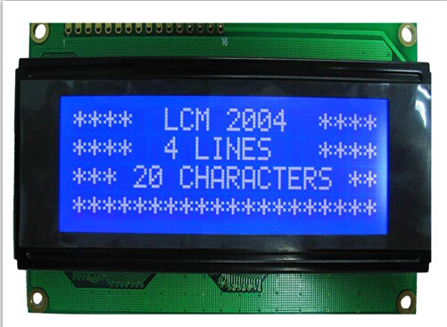 14 Years Manufacturer Character LCD Module Supply to Israel