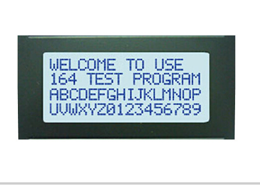 Manufacturer of Character LCD Supply to Indonesia