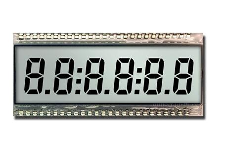 Segment LCD Display Module
