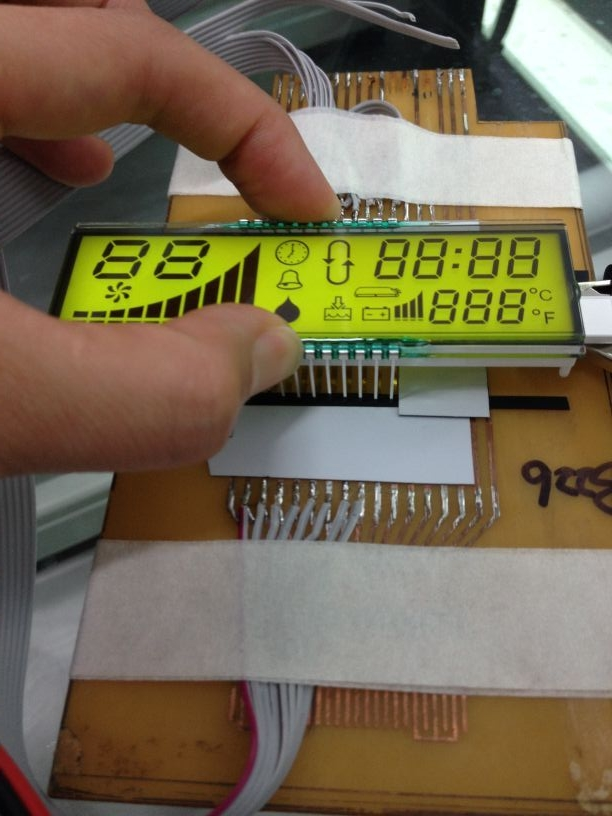 8 Year Exporter FSTN LCD Customerized OLED manufacturer LCD display factory Supply to Barcelona