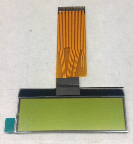 12 Years Manufacturer Reflective LCD Supply to Italy