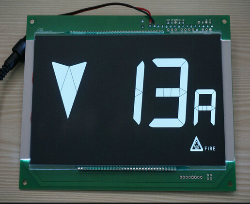Sunlight Readable LCD Display