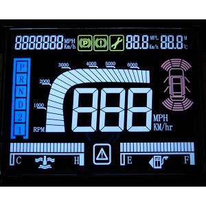 Va lcd display