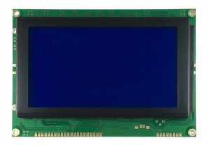 240×128 Graphic LCD Display