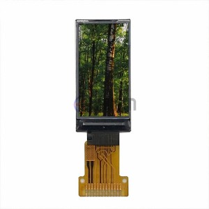 0.96Inch TFT LCD avec 80 * 160 points SPI Interface