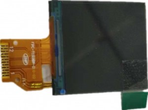 1.3inch 240×240 TFT 262K, a-SI, TFT TRANSMISSVIE, NORMAL BLACK  SPI Interface