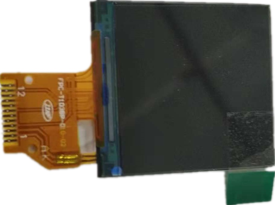 1.3inch 240×240 TFT 262K, a-SI, TFT TRANSMISSVIE, NORMAL BLACK  SPI Interface Featured Image