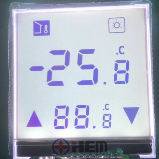 Customized Incell IC Touch Monochrome Display