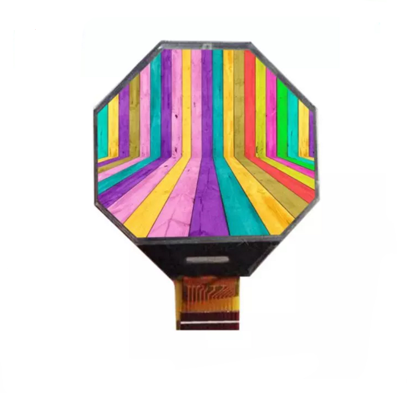 2.1inch circular TFT LCD Display SPI Interface Featured Image